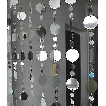 Modern, Pvc Sequins Curtain For Decoration