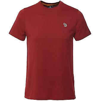 Paul Smith Organic Cotton Zebra T-Shirt