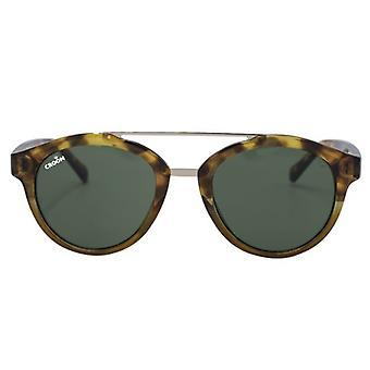 Sunglasses Unisex Skye Havana Brown