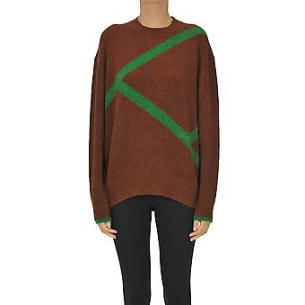 Soeur Ezgl563004 Women's Brown Other Materials Sweater