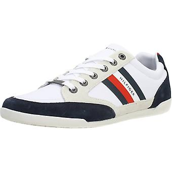 Tommy Hilfiger Sport / Corporate Material Mix C Color Ybrwhite Sneakers