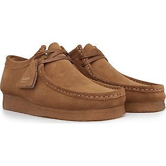 Clarks Originals Suede Wallabee Shoes