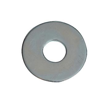Forgefix Flat Washers ZP M8 x 25mm Forge Pack 20 FORFPWAS825