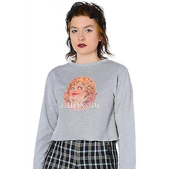 Interdit Apparel Dead Cherub Sweater