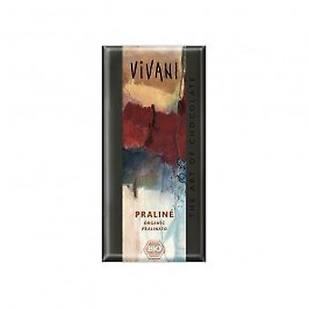فيفاني-شوكولا العضوية مليئة 100gx10 الشوكولاته