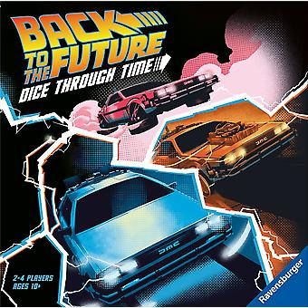 Back to the Future: Dice Through Time Game