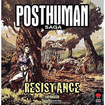Posthuman Saga Resistance Expansion Pack
