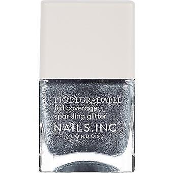 Nails inc Biodegradable Glitter Collection - Sloane Square Sparkles (12452) 14ml