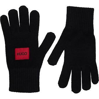 Hugo Waff Patch Logo Gloves