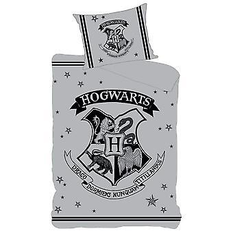 Harry Potter Hogwarts Duvet Cover Set