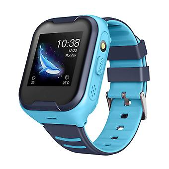 Lemfo Smartwatch for Kids with GPS Tracker Smartband Smartphone Watch IPS iOS Android Blue