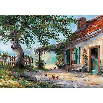 Summer in France Poster Print by  Reint Withaar