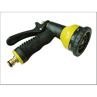Home Gardener Hose Spray Gun 9 Pattern Zinc HH3890