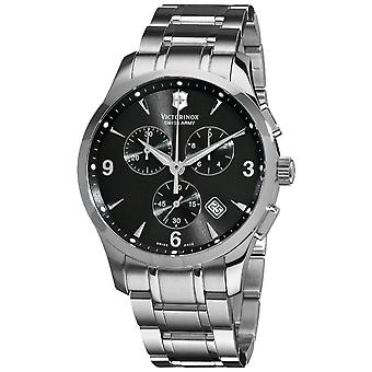 Swiss Army Victorinox Alliance Chronograph Mens Watch 241478