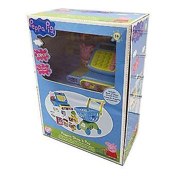 Spielzeug Registrierkasse Peppa Pig Supermarkt CYP