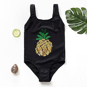 Girls Bathing Suit Ruffle Style's Swimwear  Swimsuit