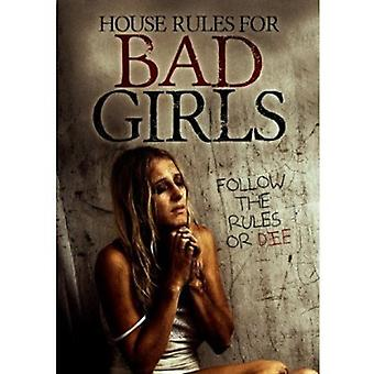 House Rules for Bad Girls [DVD] USA import