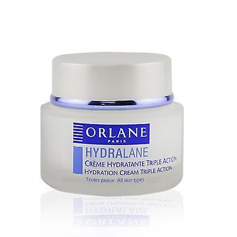 Hidrato hidratante creme de ação tripla (para todos os tipos de pele) 244746 50ml / 1.7oz