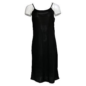 Du Jour Dress Button Front Shirt Midi With Tie Detail Black A351815