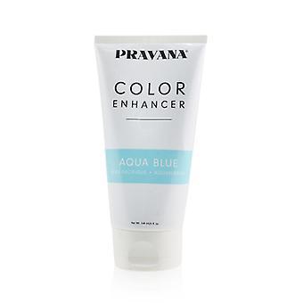 Pravana Color Enhancer - # Aqua Blue 148ml/5oz