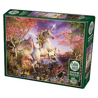 Cobble hill puzzle - unicorn