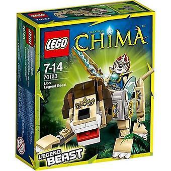 LEGO 70123 Lion Legend Beast
