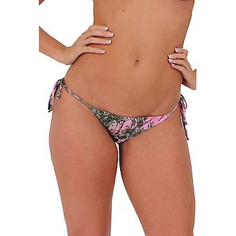 Women's Authentic True Timber Bikini Bottom