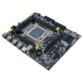 X99m-ce5 Emolevy Intel C612 X99 Lga 2011-3 Xeon E5 Ecc Reg Ddr4 64Gb M.2