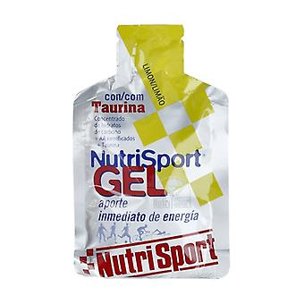 Taurine gel (lemon flavor) 1 unit
