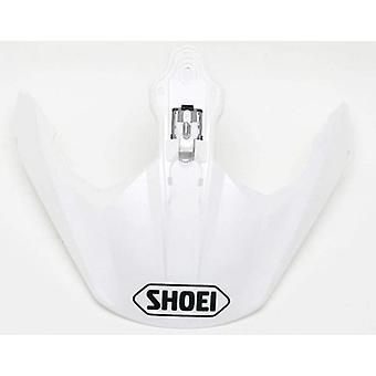 Shoei Hornet White Motorcycle Helmet Replacement Peak White