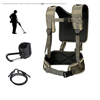 Generisches Detecting Harness Sling for All Metal Detectors