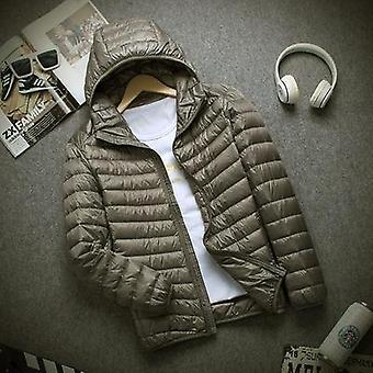 Herbst/Winter Light Down Jacket, Men's Fashion Short Large Ultra-dünn