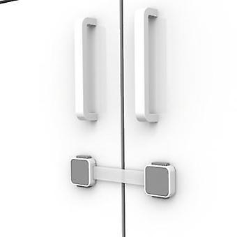 Lindam dual locking multi purpose latch