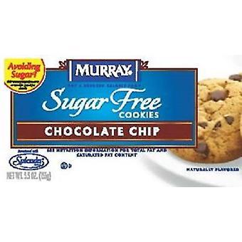 עוגיות שוקולד צ'יפס ללא סוכר מוריי