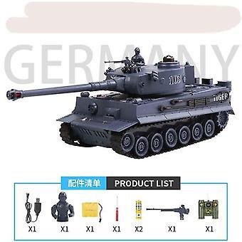Juguete de batalla modelo de tanque