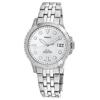 Fossil Women's FB-01 Silver Dial Watch - ES4744