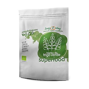 Powdered Green Wheat Grass Eco Doypack 200 g