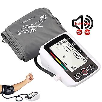 Portable 22-32 cm arm cuff digital blood pressure monitor portable single tube tonometer cuff for sphygmomanometer