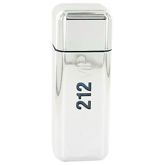 212 Vip Eau De Toilette Spray (Tester) By Carolina Herrera 3.4 oz Eau De Toilette Spray