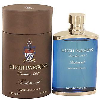 Hugh Parsons Eau De Toilette Spray By Hugh Parsons 3.4 oz Eau De Toilette Spray