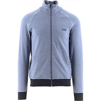 BOSS Blue Mix & Match Vetoketjullinen takki