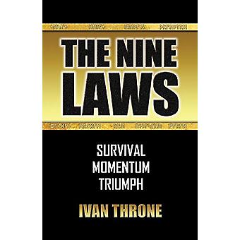 The Nine Laws by Ivan Throne - 9789527065952 Book