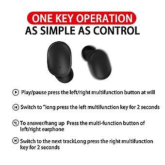 Bluetooth V5.0 Airdots Bluetooth Wireless Headphones Tws Earphones