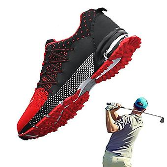 Light Weight Hight Quality Golf Shoes, Comfortable Walking Gym Sneakers
