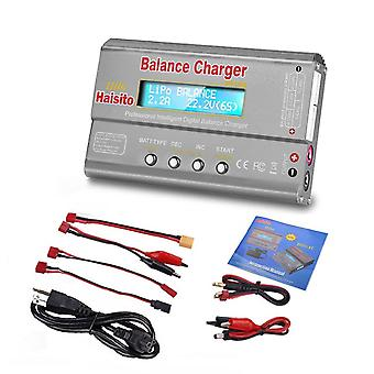 Imax B6 80w Lipo Charger With 15v 6a Power Supply