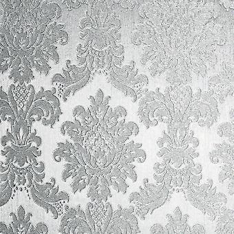 Weelde Zilver Behang