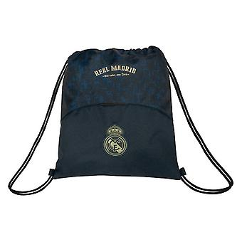 Backpack with Strings Real Madrid C.F. Navy Blue