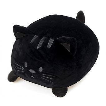 pillow Kitty 33 x 30 cm polyester/elastane black