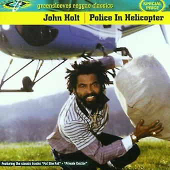 John Holt - Police in Helicopter [CD] USA import
