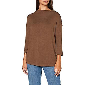 ESPRIT 090EE1K308 T-Shirt, 210/brown, XL Women